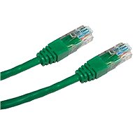 Datacom CAT5E UTP green 0.25m - Network Cable