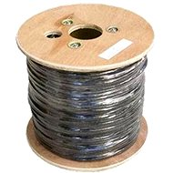 Datacom, wire, CAT6, UTP, PE outdoor, 500m / reel - Network Cable