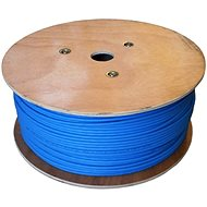 Datacom F/FTP Wire CAT6A LSOH, Eca, 500m, Blue - Network Cable
