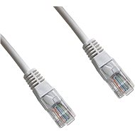 Datacom Patch Cord UTP CAT6 0.25m White - Network Cable