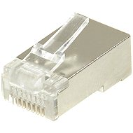 Datacom, RJ45, CAT5E, STP, 8p8c, shielded, not folded, wire