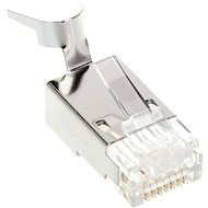 10-pack OEM, RJ45, CAT6, STP, 8p8c, stacked on wire - Connector