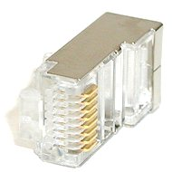 OEM RJ45 CAT6, STP, 8p8c, shielded, on cable - Connector