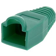 10-pack, plastic, green, Datacom, RJ45 - Connector Cover