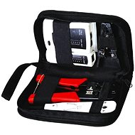 DATACOM NETWORK KIT 5 - case with tester and tools - Tool