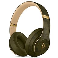 Beats Studio3 Wireless Headphones - Beats Camo Collection - forest green - Wireless Headphones