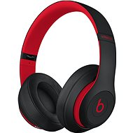 Beats Studio3 Wireless - Defiant Black-Red - Headphones