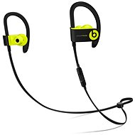 Beats Powerbeats 3 Wireless, shock yellow - Headphones with mic