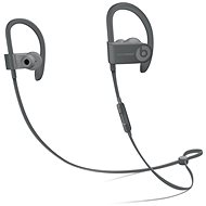 Beats Powerbeats 3 Wireless, Asphalt Gray - Headphones with Mic