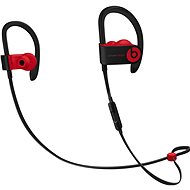 Beats PowerBeats3 Wireless - Defiant Black and Red - Headphones with Mic