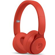 Wireless Headphones Beats Solo Pro Wireless - More Matte Collection - red