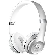 Beats Solo3 Wireless On-Ear Headphones – Silver - Headphones