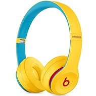 Beats Solo3 Wireless - Beats Club Collection - Club Yellow - Headphones