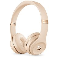 Beats Solo3 Wireless - Gold Satin - Headphones