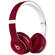 Beats Solo2 Luxe Edition - Red - Headphones