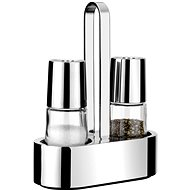 Monix Bella - Salt and Pepper Set with Stand - Condiments Tray