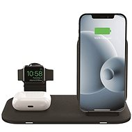 Mophie Wireless Charging Stand 2-in-1 15W - Black - Charging Stand