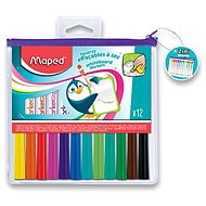 Maped Marker´Peps Fun Colours 12 colours - Marker