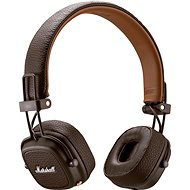 Marshall Major III Bluetooth Brown - Headphones with Mic