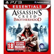 Assassins Creed: Brotherhood (Essentials Edition) - PS3 - Console Game