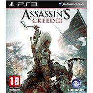 Assassins Creed III - PS3 - Console Game