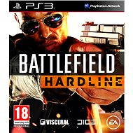 PS3 - Battlefield Hardline - Console Game