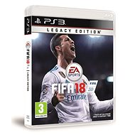FIFA 18 Legacy Edition - PS3 - Console Game