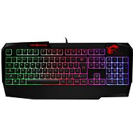 MSI Vigor GK40 - Gaming keyboard