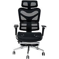 MOSH BS-702L Black - Office Chair