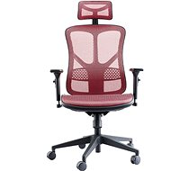 MOSH BS-526 Red - Office Chair