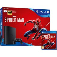 PlayStation 4 Pro 1TB + Spider-Man - Game Console