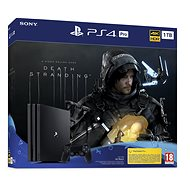 PlayStation 4 Pro 1TB + Death Stranding - Game Console