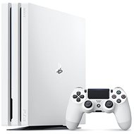 PlayStation 4 Pro 1TB - Glacier White - Game Console