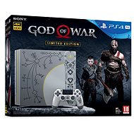 PlayStation 4 For 1TB God Of War Limited Edition - Game Console