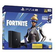 PlayStation 4 For 1TB + Fortnite