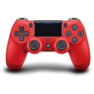 Sony PS4 Dualshock 4 V2 - Magma Red - Gamepad