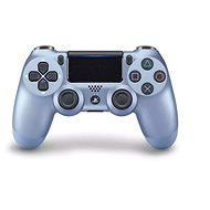 Sony PS4 Dualshock 4 V2 - Titanium Blue - Gamepad