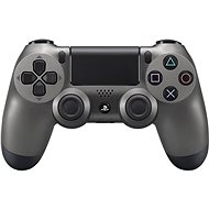 Sony PS4 Dualshock 4 V2 - Steel Black - Wireless Controller