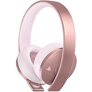 Sony PS4 Gold Wireless Headset Rose - Gaming Headset