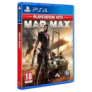 Mad Max PS4 - Console Game