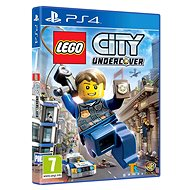 Console Game LEGO City: Undercover - PS4 - Hra na konzoli