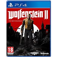 Wolfenstein II: The New Colossus - PS4 - Console Game