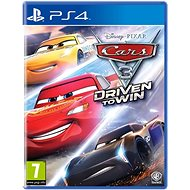 Cars 3: Driven to Win - PS4 - Console Game