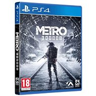 Metro: Exodus - Day One Edition- Day One Edition - PS4 - Console Game