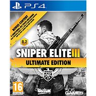 Sniper Elite 3 Ultimate Edition - PS4 - Console Game