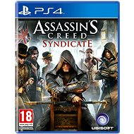 Assassin's Creed: Syndicate CZ - PS4