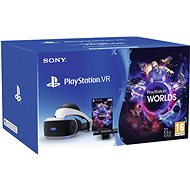 PlayStation VR for PS4 + VR Worlds Game + PS4 Camera - VR Headset