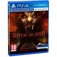 PS4 - Until Dawn: Rush of Blood