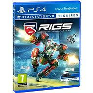 R.I.G.S. Mechanized Combat League - PS4 VR - Console Game