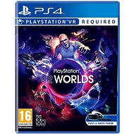 VR Worlds - PS4 VR - Console Game